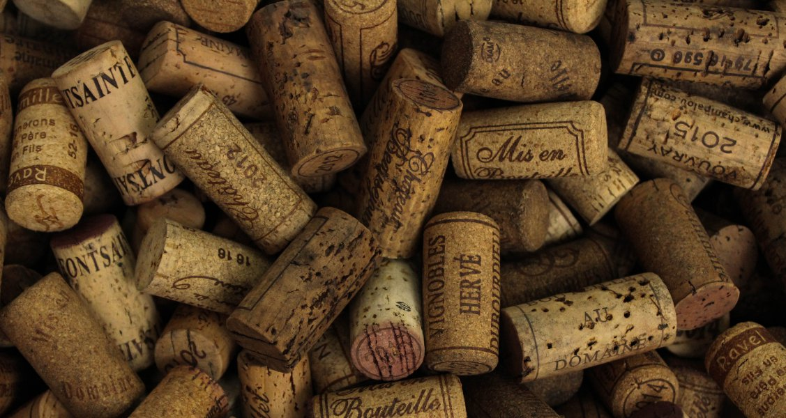How to identify corked wine
