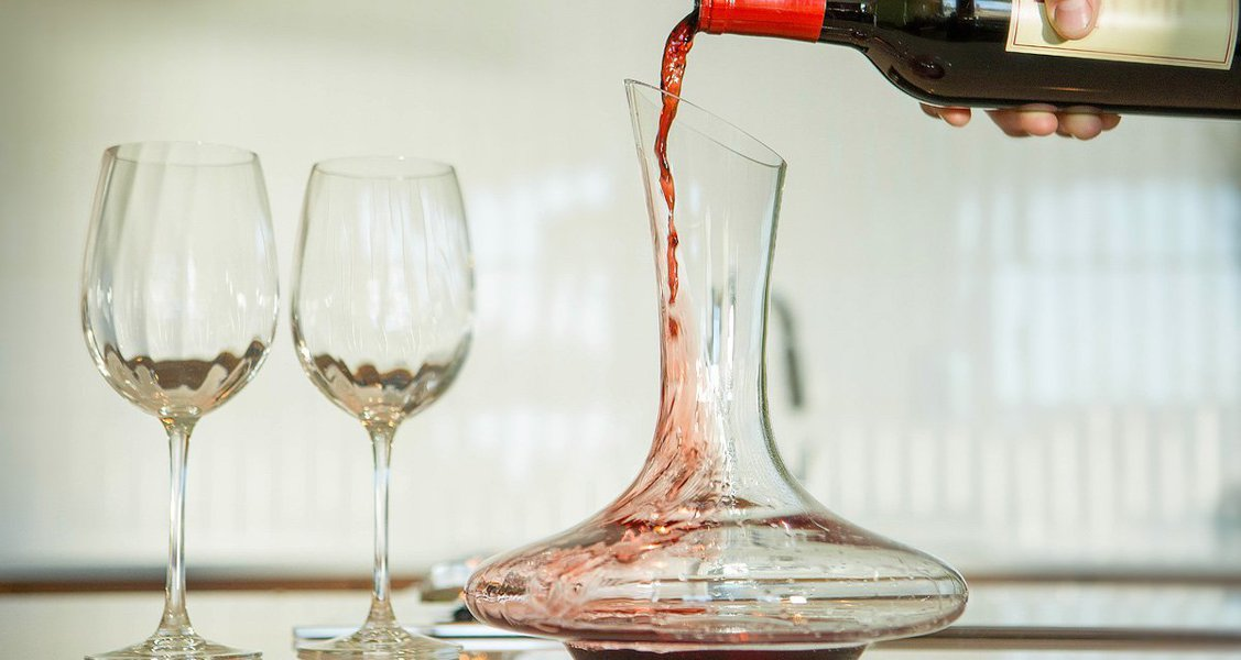 Should you decant your wine?
