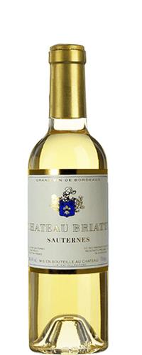 Chateau Briatte Sauternes (375ml) 2014