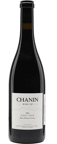 Chanin Santa Barbara County Pinot Noir 2018