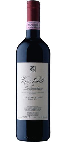Tenuta di Gracciano della Seta, Vino Nobile di Montepulciano D.O.C.G 2017