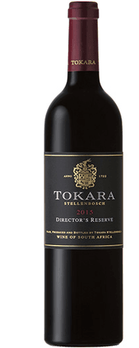 Tokara Director's Reserve Red 2017