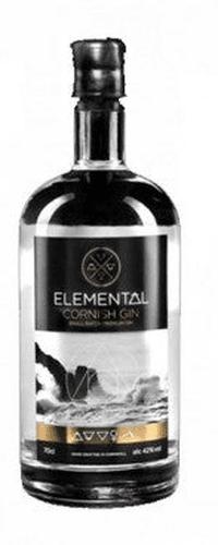 Elemental Cornish Gin 42% 70cl