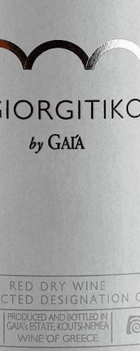 Agiorgitiko by Gaia, Nemea 2018