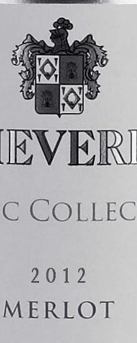Viña Echeverria Merlot Reserva 2017