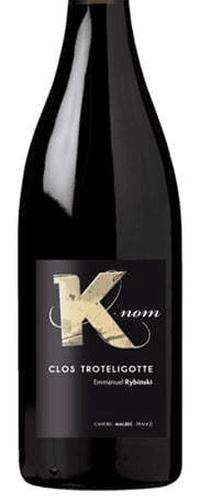 Cahors K-nom, Clos Troteligotte 2019