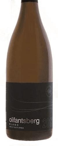 Olifantsberg Blanc, Breedekloof 2018