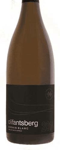 Olifantsberg Chenin Blanc 2018