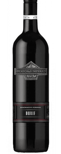 Berton Vineyard 'Winemakers Reserve', South Eastern Australia Durif 2017 75cl