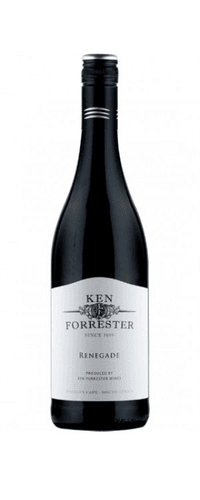 2014 The Renegade Shiraz-Grenache, Ken Forrester Wines 75cl