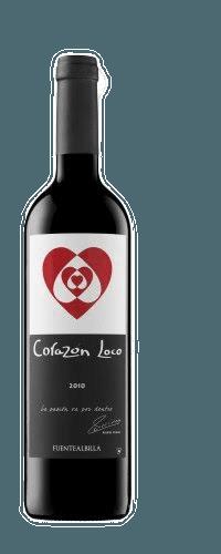 2017 Bodega Iniesta Corazón Loco Tinto