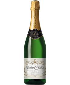 RJ Blanc de Blancs alcohol free sparkling wine 750ml
